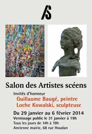 Exposition Salon des Artistes Scéens - Automne 2013
