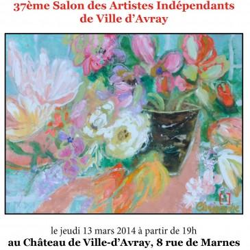 37ème Salon des Artistes Indépendants de Ville d'Avray