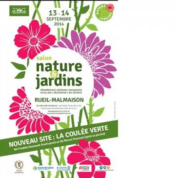 Salon «Nature & Jardins» 2014 de Rueil-Malmaison
