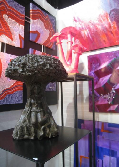 Laurence Kupfer expo Art Manet