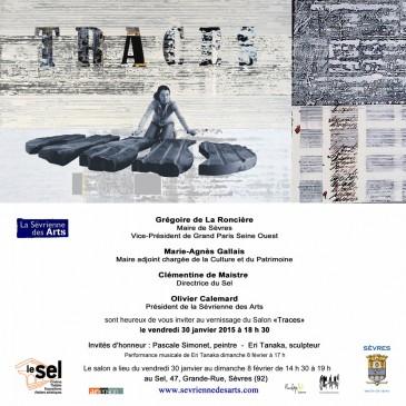 6ème Salon des Arts organisé par la Sévrienne des arts