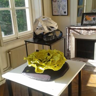 souvenirs du 38ème Salon des AIVA au Château de Ville d'Avray