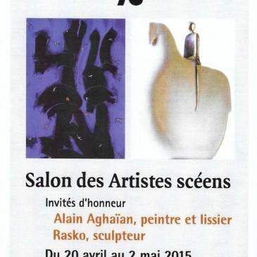 Salon des Artistes Scéens