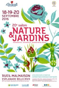 Salon Nature & Jardins 2015 de Rueil