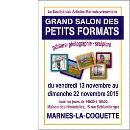 Grand Salon des Petits Formats 2015