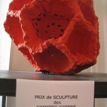 Prix de Sculpture des Artistes Scéens 2016