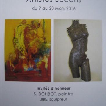 Salon de Printemps 2016 des Artistes Scéens