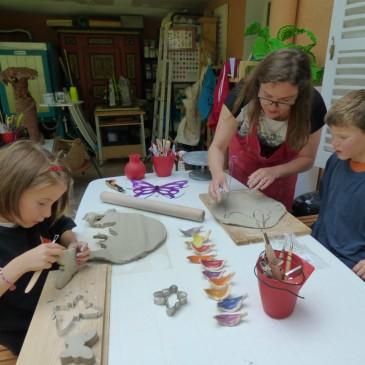 cours de poterie à Garches