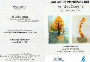 SALON SCEAUX 2018