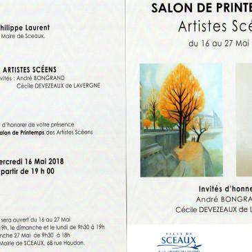 Salon de printemps de Sceaux